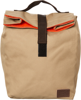 Brixton Fulton Lunch Bag Brown
