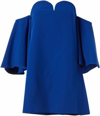 Milly Women's Italian Cady Lola Dress