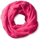 Sofia Cashmere Women's Cable Snood, Pink