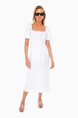 Faithfull Maurelle Midi Dress