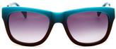 Derek Lam Unisex Ripley Square Sunglasses