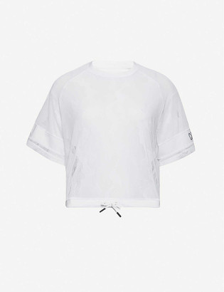 Calvin Klein Performance Cool mesh T-shirt