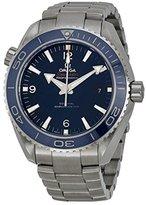 Omega Seamaster Planet Ocean 46mm Titanium Liquidmetal Edition Men's Watch 232.90.46.21.03.001