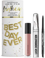 bareMinerals Kiss Me, It's My Birthday 3 Pc Party-Perfect Collection - Only at ULTA