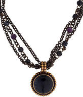 Stephen Dweck Multistrand Pendant Necklace