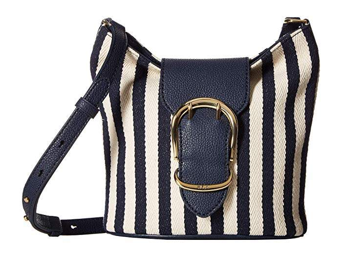 a1f2e7990c8 Canvas Cross Body Bag Stripe - ShopStyle