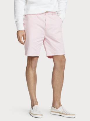 Scotch & Soda Pima Cotton Chino Shorts | Men