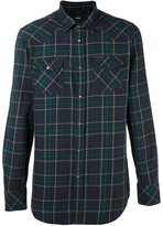 Diesel checked shirt - men - Cotton - XL
