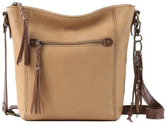 The Sak 108216SCO Ashland Zip Top Crossbody Bag