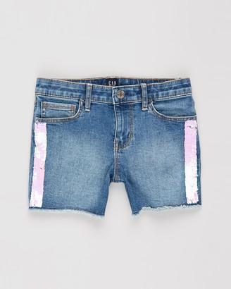 Gapkids Flippy Midi Shorts - Teens