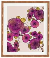 DENY Designs Giselle by Gabi (Framed)