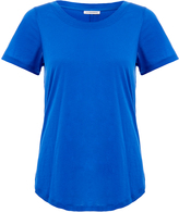 J. Lindeberg Royal Blue Julia Prime Jersey Top