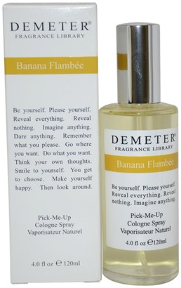 Demeter Banana Flambee By For Women. Pick-me Up Cologne Spray 4.0 Oz