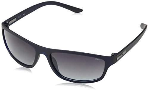 Fila Men's SF9051 Sport Sunglasses, Red, .5 mm