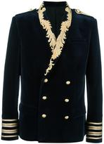 Balmain embroidered blazer