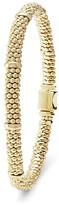 Lagos 18K Gold Beaded Bracelet
