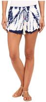 Young Fabulous & Broke Coral Shorts