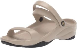 Dawgs Women's Premium 3-Strap Sandal