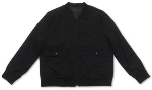 Alfani Men's Textured Bomber, Created for Macy's