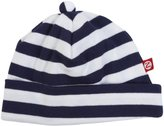 "Zutano Primary"" Striped Hat (Baby) - Navy/White-24 Months"