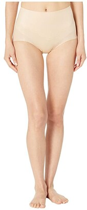 Wacoal Inside Edit Shaping Brief (Sand) Women's Underwear