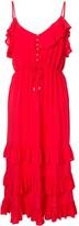 Melissa Odabash Bethan ruffle mini dress