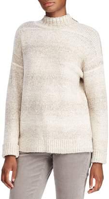 Chaps Amberisa Cotton-Blend Mock Neck Sweater