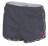 Soffe Black Retro Mesh Shorts