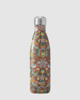 Swell Orange Water Bottles - Insulated Bottle Liberty Collection 500ml Morris Reef - Size One Size at The Iconic