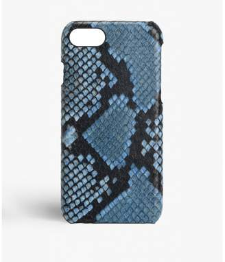 Factory The Case Iphone 7-8 Python Azzurro
