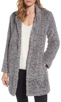 Kenneth Cole New York Women's Faux Fur Coat