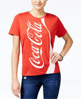 Mighty Fine Juniors' Coca-Cola Graphic T-Shirt