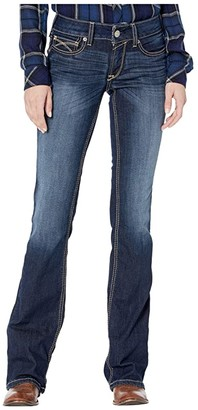Ariat R.E.A.L.tm Bootcut Lucia Jeans in Willow (Willow) Women's Jeans