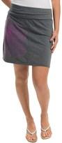 Life is Good Foldover Skirt (For Women)