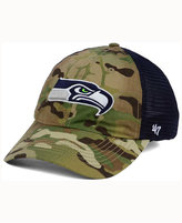 '47 Seattle Seahawks Compass CLOSER Cap
