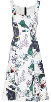 Erdem Tate printed dress