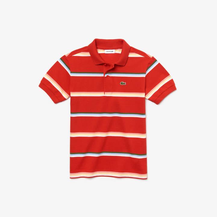 8d5aaea0 Boys' Cotton Pique Polo Shirt