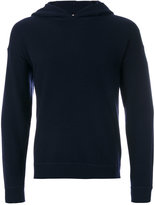 Massimo Alba knitted hoodie