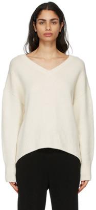 Arch4 Off-White Cashmere Battersea Sweater