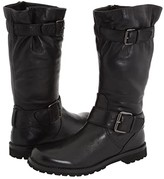 Gentle Souls by Kenneth Cole Buckled Up (Black) Women's Dress Zip Boots