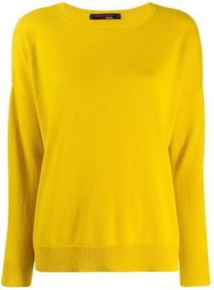 Incentive! Cashmere drop shoulder jumper