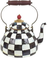 Mackenzie Childs MacKenzie-Childs Courtly Check Three-Quart Tea Kettle
