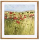 Graham & Brown Poppy Meadow Framed Print