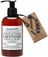 elizabeth W Body Lotion, Lavender 6 fl oz (180 ml)