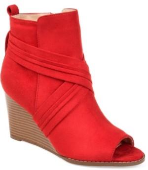 Journee Collection Women's Sabeena Bootie Women's Shoes