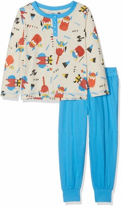 Lenny Sky Baby Boys' Bg.vik.py Pyjama Set
