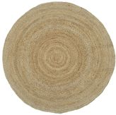 Pottery Barn Round Jute Rug - Natural