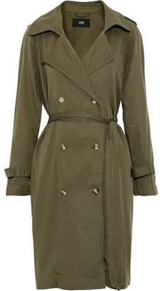 Line Mariposa Tencel-twill Trench Coat