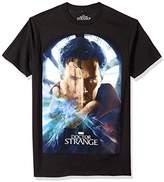 Marvel Men's Doctor Strange Movie T-Shirt