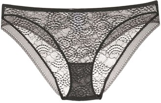 Eres Sheer Lace Briefs